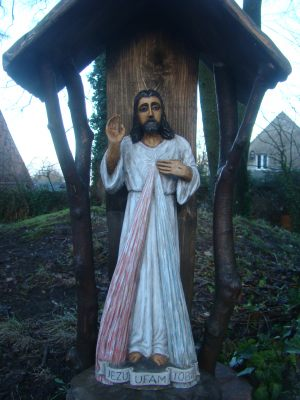 Chrystus.Miosierny